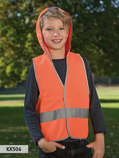 Enfant (vêtements de securité)